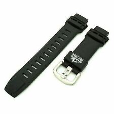 Casio 10390035 Resin Watch Band - Black