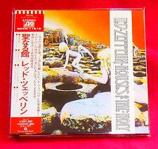 Led Zeppelin Houses Of The Holy MINI LP CD JAPAN WPCR-11615