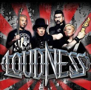 Loudness Rock Guitar Tab Tablature 120 Song Book 2 Backing Tracks Software CD