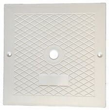 """Hayward 10"""" Inch Square Pool Skimmer Lid / Cover Replacment SPX1082E, SP1082E"""