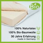 Naturlatexmatratze- 7 Zonen Alternative - besser ohne Zonen - 100 % Natur günstig