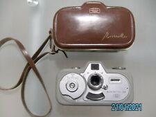 Zeiss Ikon 8mm Filmkamera Movinette 8B mit Triotar 2.8/10mm