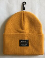 WESC Beanie Hat