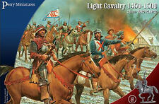 Perry Miniatures WR60 Light Cavalry 1450-1500