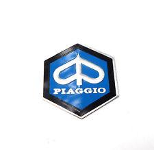 VESPA PK XL 50 80 125 200 PX cascata quadro PIAGGIO EMBLEMA 6 Eck Gross NUOVO