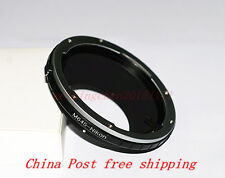 Mamiya 645 M645 Mount Lens to Nikon F D600 D7100 D3100 D610 D200 Camera Adapter