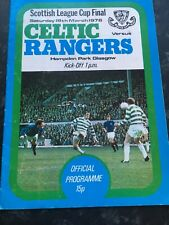 Celtic v Rangers 78