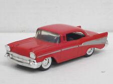 Chevrolet Bel Air Coupé in rot, o.OVP, ERTL, 1:43