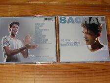 SACHAL - SLOW MOTION MIRACLES / ALBUM-CD 2015 MINT!