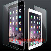 100% d'origine pour Apple iPad 5 Verre Trempé Protecteur d'Ecran Film