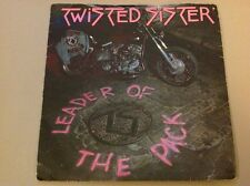 TWISTED SISTER - 1985 Vinyl 45rpm Single - LEADER OF THE PACK