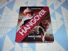 Hangover Movie Collection - Steelbook (Hangover / Hangover 2) [2 Blu-rays]