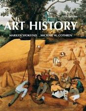 Art History by Michael Cothren and Marilyn Stokstad (2013, Hardcover, 5th...