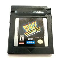 Space Invaders NINTENDO GAMEBOY COLOR Game Tested + Working & Authentic!