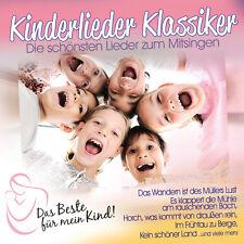 CD Kinderlieder Klassiker von Das Beste Für Mein Kind