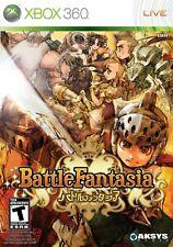 XBox 360 Game / Games - Battle Fantasia (VS Fighting), ORIGINAL