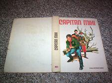 CARTONATO CAPITAN MIKI 1° EDIZIONE 1975 DARDO BUONO TIPO TEX ZAGOR BLEK MARK