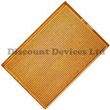 100x150mm Bakelite 1.2mm Single Side Copper Prototype PCB Matrix Board