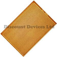 100x150mm 1.2 mm solo lado de Baquelita cobre prototipo PCB placa de matriz