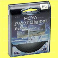 Genuine Hoya 55mm Pro1D Digital UV Filter