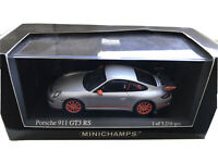 Minichamps Porsche 911 GT3RS (997/1) 2006 Silver/Orange 1/43 400 066000