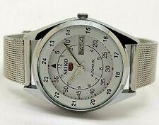 seiko 5 automatic men's railway time 6309 vintage japan made watch run order