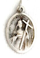 ST HELEN of the CROSS Catholic Medal patron converts difficult marriages fire