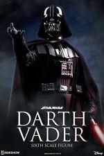 1/6 Sixth Scale Star Wars Return of the Jedi Darth Vader Sideshow #1000763