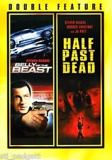 Steven Seagal Double Feature Belly of the Beast/Half Past Dead NEW 2 DiscDVD Set