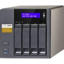 QNAP TS-453A-4G-US Trubo NAS TS-453A NAS Server Intel Celeron N3150 Quad-core
