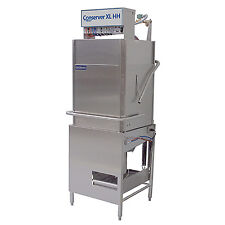 Jackson Conserver Xl Hh Conserver Low Temp. Higher Hood Dishwasher 39 Racks/Hour