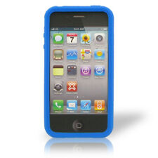 XtremeMac TuffWrap Case for iPhone 4/4S - Blue (IL)