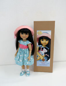 Capucine - Original Ruby Red Fashion Friend doll complete with box LE 51/106