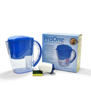 ProOne Water Filter Pitcher w/ (1) ProOne G2.0 M Filter