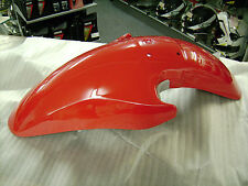 Suzuki RF600R (P/R) Front Fender Red Genuine NOS Part # 53109-21E11-1TY