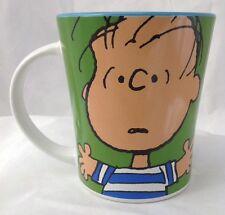 Peanuts Gang Linus Coffee Mug Gibson 15 oz