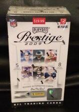 2009 Playoff Prestige Football Blaster Box
