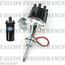 PerTronix Ignitor III/3 BILLET Flame-Thrower Distributor+Coil Dodge 413 440 RB