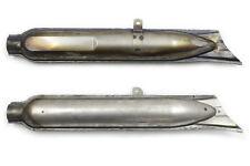 """MARMITTA """"coda di pesce"""", verniciate, per URAL DNEPR k750 m72 CJ (Alleanza curva)"""