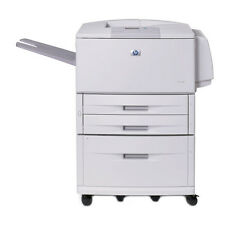 HP LaserJet 9050DN 9050 Laser Printer w/ Extra Tray - COMPLETELY REMANUFACTURED