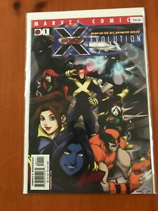 X-Men Evolution 1 - Comic Book - B36-64