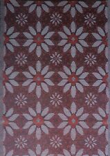 Clearance 2 Pk Outdoor Rug 5'x7' Patio RV Camping Rug Mat Reversible  386