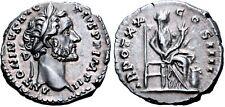 Antoninus Pius AR Denarius.