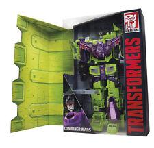 DHL 4days Hasbro SDCC Transformers Devastator G1 Generation Constructicons