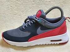Nike Air Max Thea Ladies trainers Grey/Red/White UK 3 EUR 36