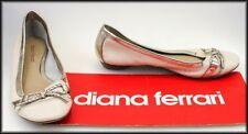 Diana Ferrari Geometric Flats for Women