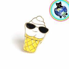 Summer Ice Cream Enamel Pin