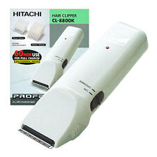 HITACHI CL-8800K Professional Rechargeable Trimmer Hair Clipper MADE IN JAPAN