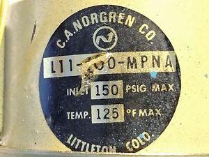 Norgren L11-200-MPNA Pneumatic Lubricator
