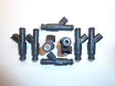 TRE 60lb EV6 USCAR Fuel Injectors Fit Bosch Siemens Deka IV V8 5.0 630cc/min 8